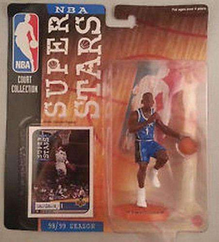 Anfernee Penny Hardaway Orlando Magic NBA Superstars Figure NIB Court Collection NIP