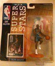 Grant Hill Detroit Pistons NBA Superstars Figure NIB Court Collection NIP Mattel