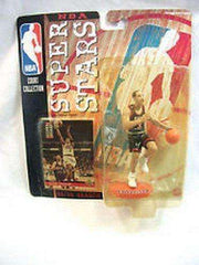 Allen Iverson Philadelphia 76ers NBA Superstars Figure NIB Court Collection NIP