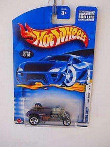2001 Hot Wheels First Editions Altered State Car