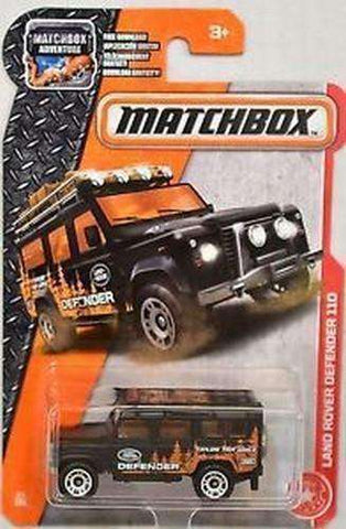 2016 Matchbox Land Rover Defender 110