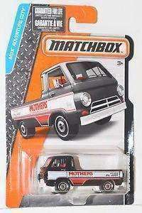 Matchbox MBX Adventure City Mothers Polishes Waxes Cleaners'66 Dodge A100 Pickup Truck