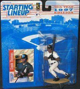 1997 Frank Thomas Chicago White Sox Starting Lineup MLB Action Figure NIB NIP