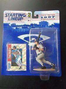 1997 Paul Molitor Minnesota Twins Starting Lineup MLB Action Figure NIB NIP