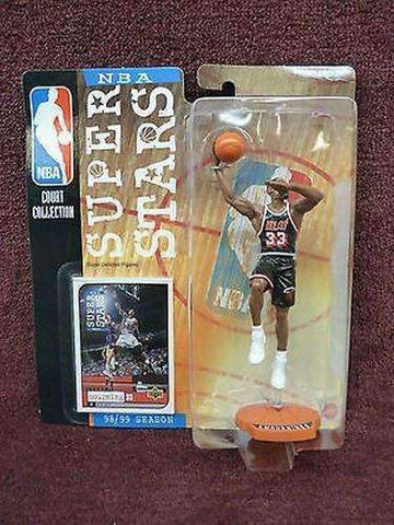 Alonzo Mourning Miami Heat NBA Superstars Figure NIB Court Collection NIP