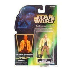 Star Wars Luke Skywalker in Ceremonial Outfit with Medal of Valor and Blaster Pistol Action Figure by Kenner