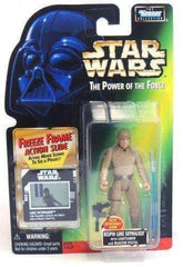 Star Wars Bespin Luke Skywalker with Lightsaber and Blaster Pistol Action Figure by Kenner