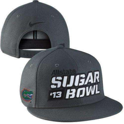 Florida Gators Football 2013 Sugar Bowl snapback hat Nike new UF The Swamp SEC