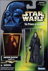 Star Wars Emperor Palpatine The Power Force action figure NIB NIP