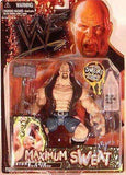 Stone Cold Steve Austin WWF Maximum Sweat action figure NIB Jakks Pacific NIP