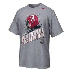 Alabama Crimson Tide 2011 BCS National Champions t-shirt by Nike
