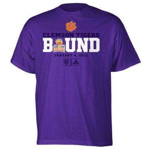 Clemson Tigers Orange Bowl t-shirt by Adidas