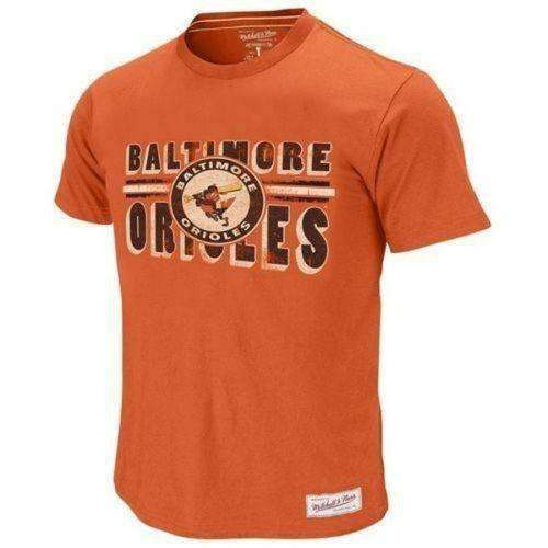 Baltimore Orioles MLB Mitchell & Ness t-shirt O's NWT new with tags Baseball