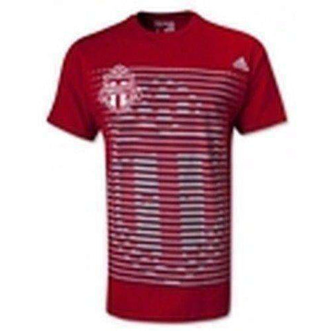 Toronto FC MLS t-shirt by Adidas