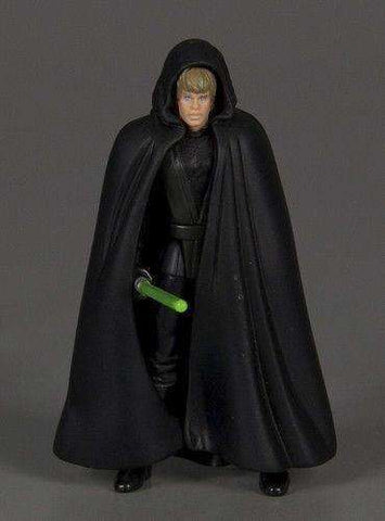 Star Wars Jedi Knight Luke Skywalker with Lightsaber and Cloak Action Figure