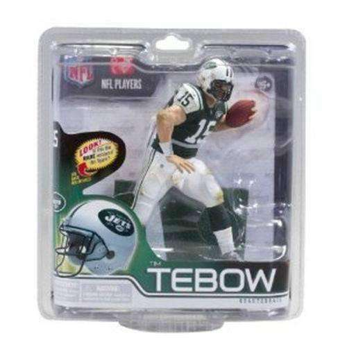 Tim Tebow New York Jets McFarlane action figure