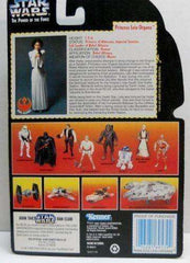 Star Wars Power Of The Force Princess Leia Organa Action Figure NIB Kenner NIP