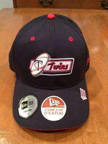 Minnesota Twins youth hat (4-7) by New Era adjustable hat New MLB OSFA