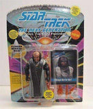 Klingon Warrior Worf Star Trek The Next Generation Action Figure by Playmates Toys