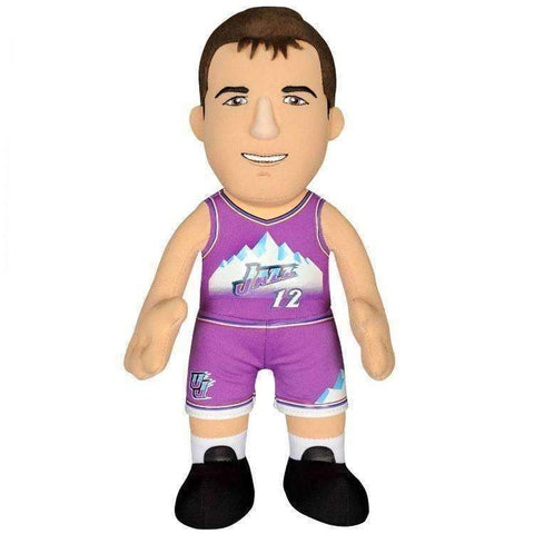 John Stockton Utah Jazz NBA Bleacher Creatures NWT Gonzaga Bulldogs New with Tags