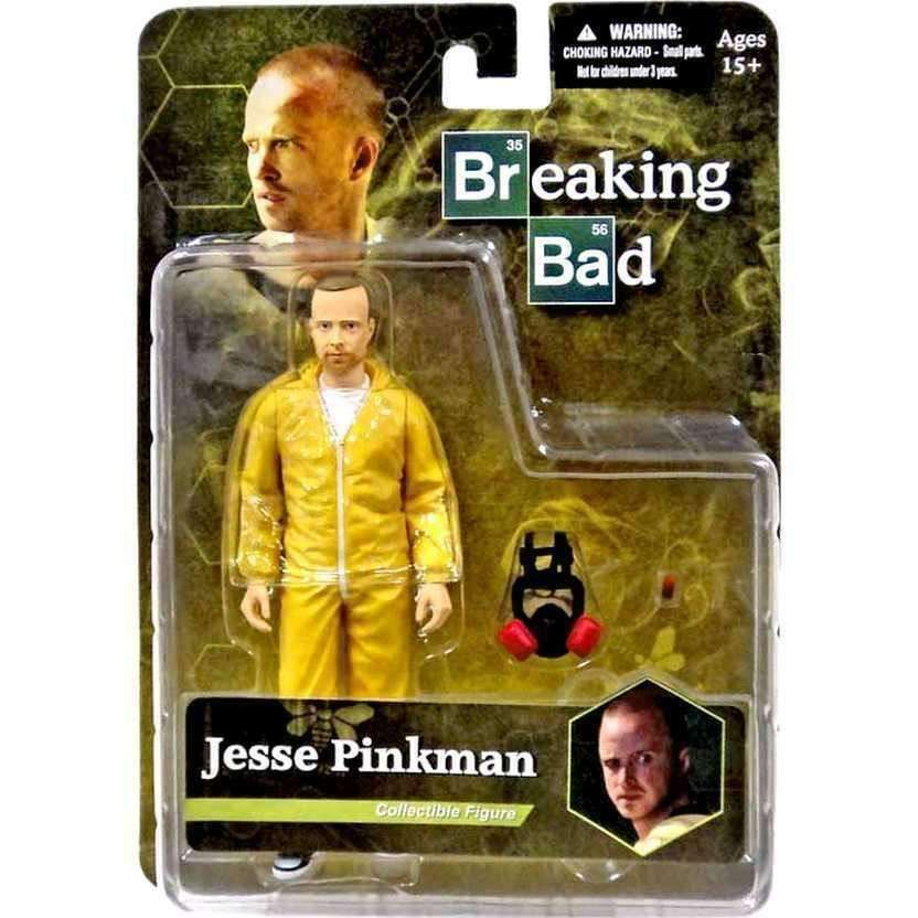 Jesse Pinkman Breaking Bad Collectible Action Figure by Mezco