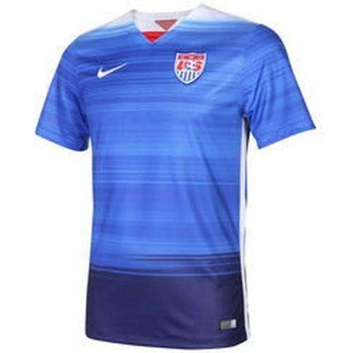 separation shoes 43a8f 3a475 USA Men National Team Nike Dri-Fit Away Jersey Soccer NWT USMNT Football