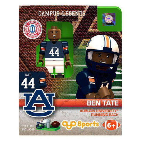 Ben Tate Auburn Tigers Minifigure by Oyo Sports