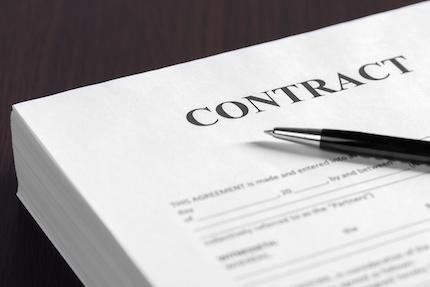The Anatomy of a Contract