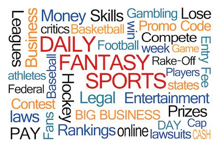 The Law of Fantasy Sports Games
