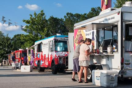 Food Truck Law: Legal Considerations