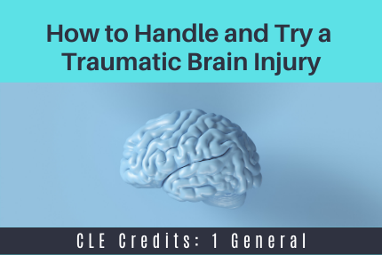 How to Handle and Try a Traumatic Brain Injury