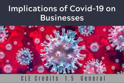 Implications of Covid-19 on Businesses