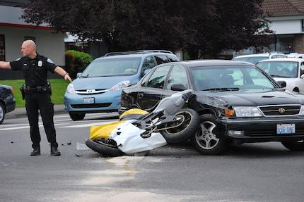 The Motorcycle Accident Case: When to Hold Em, When to Fold Em