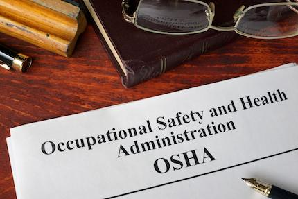 Law on the Job: Safety and Health Regulations for the Construction Industry