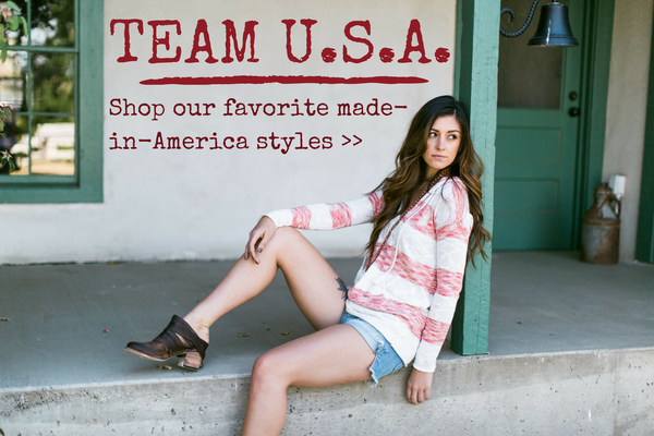 Show your Team Spirit with our Made-in-the-USA Picks