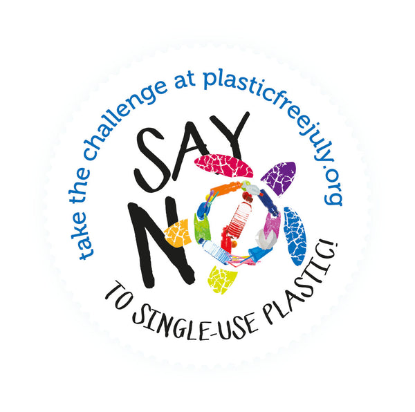 Take The Plastic-Free Pledge With Us This Month
