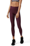 All Fenix Three Fold Burgundy Leggings