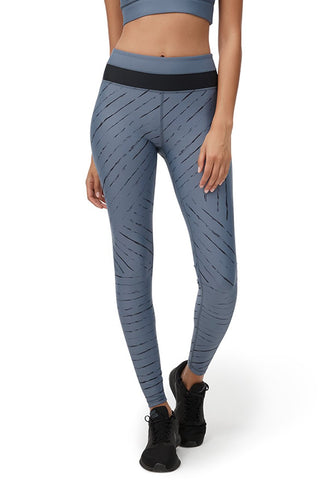 Blue Stone Leggings