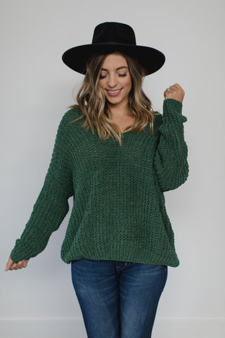 Veronica Colorblock Sweater