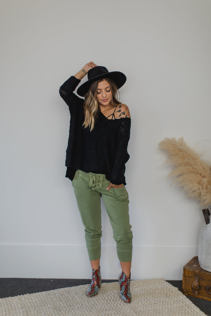 Kelsey Pant - Army