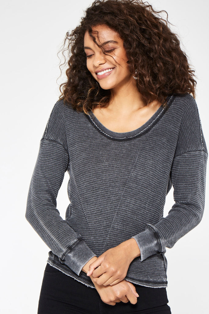 Echo Burnout Thermal in Black