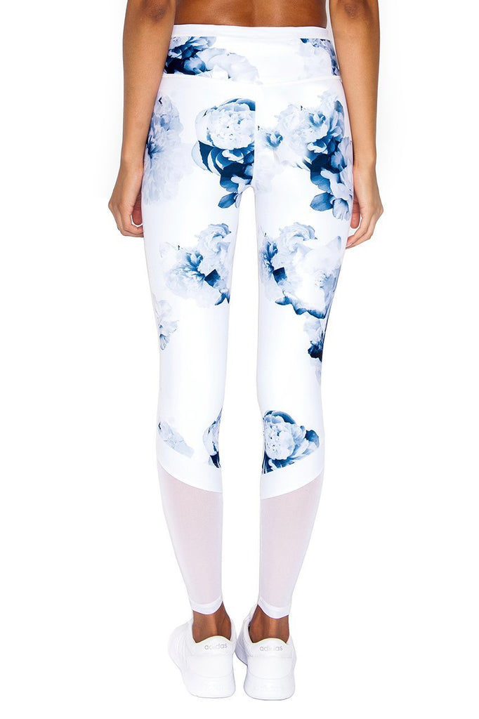 Floral Flame Leggings