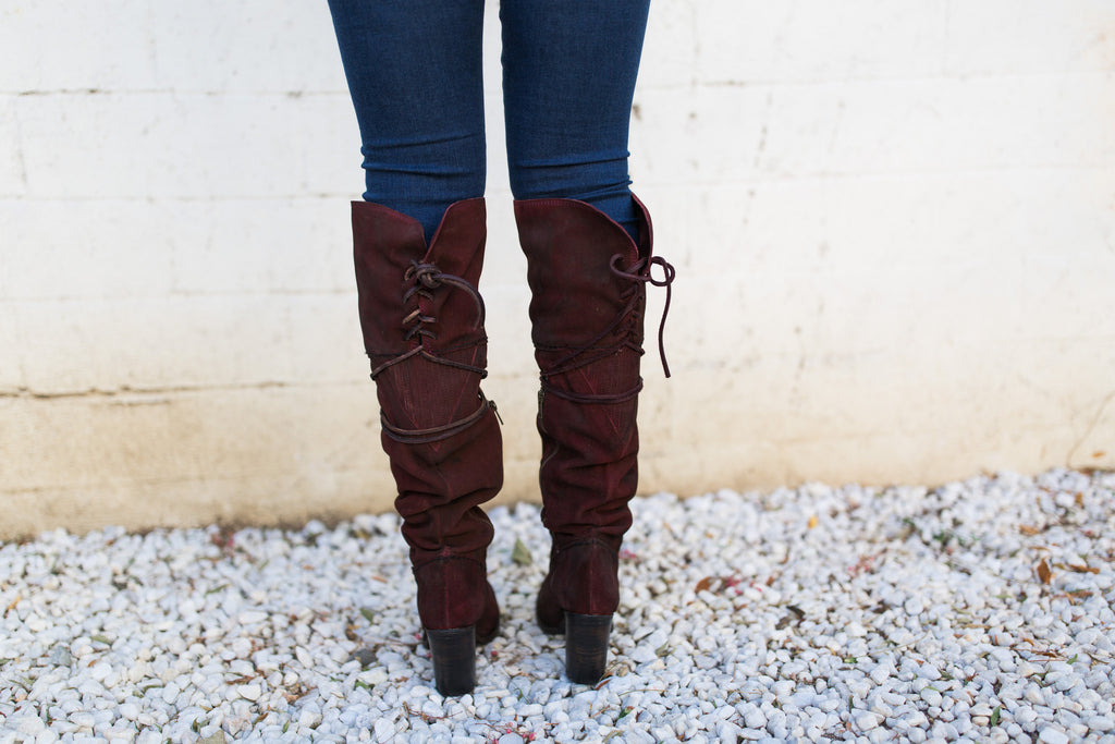Brock Over-the-Knee Boot