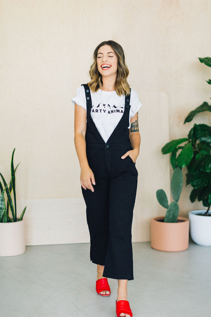 All About Her Jumpsuit Black