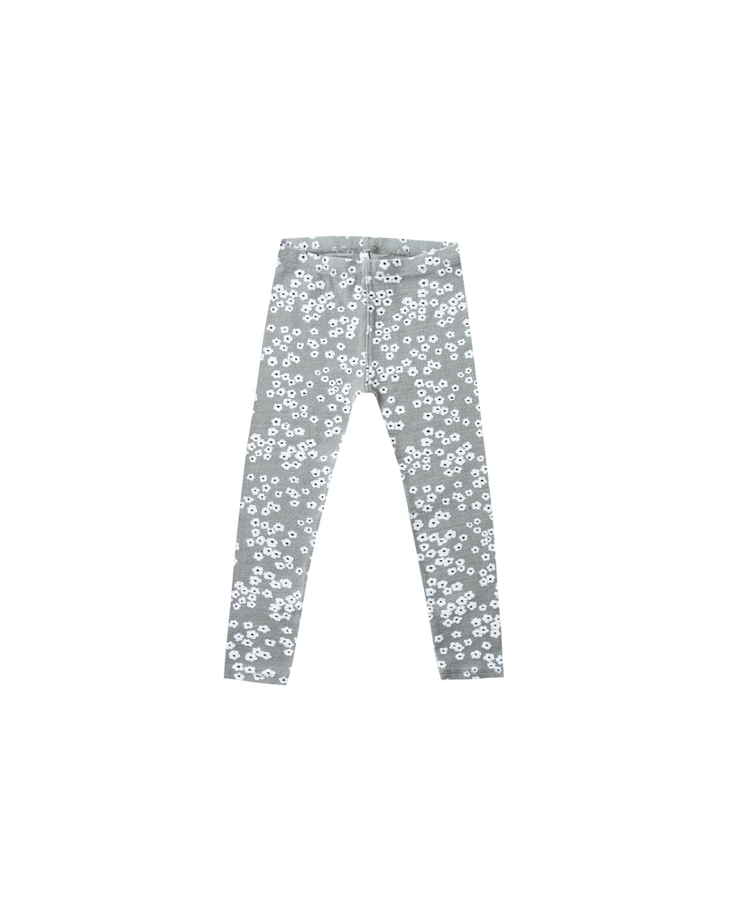 Flower Field Knit Leggings