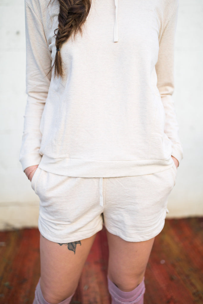 Muted Sweat Shorts