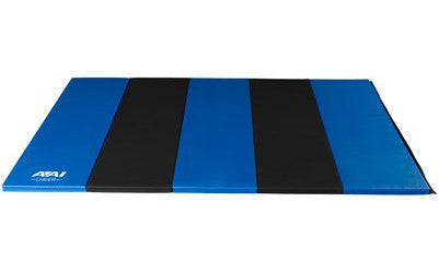 Royal & Black Folding Mat - AAI Cheer