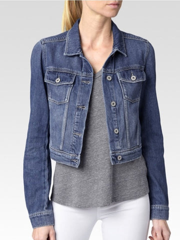 paige denim jacket