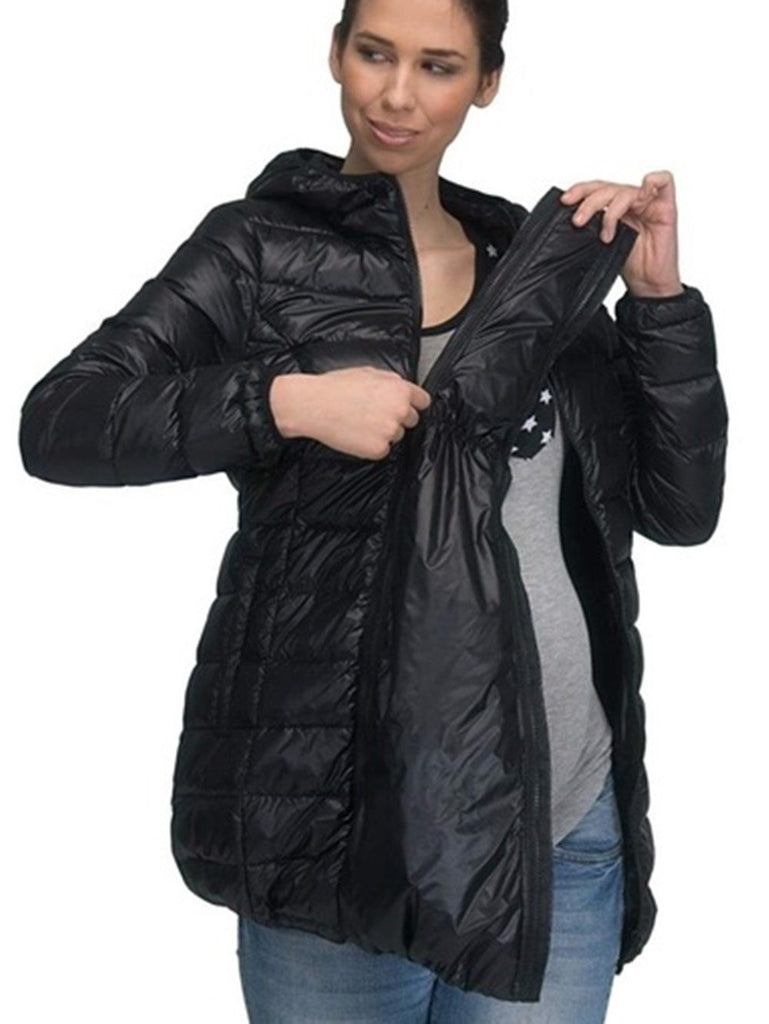 Ashley 3 in 1 Puffer Jacket Tops modern eternity