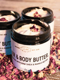 Hair and Body Butter (by a Black Owned Small Biz) Accessories mom fave Bergamot & Cinnammon
